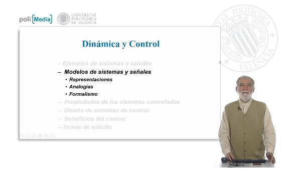 Modelos de sistemas y señales. Formalismo