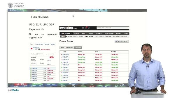 Activos Financieros: Divisas y Derivados