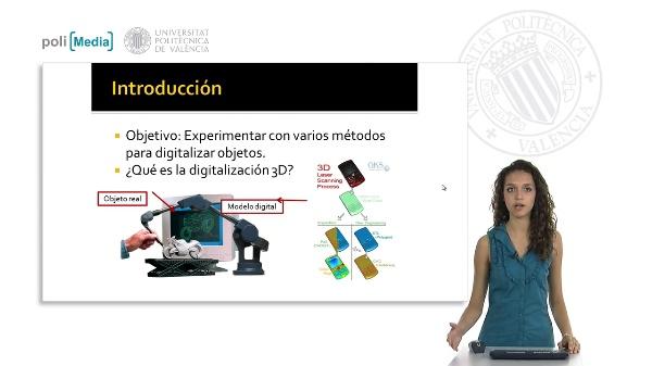 Sistemas de digitalización 3D (parte1)