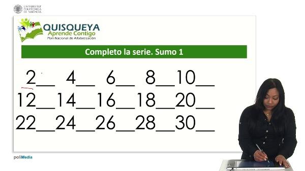 Quisqueya Aprende Contigo. Matemáticas. Unidad 2. Tema 2 (III)
