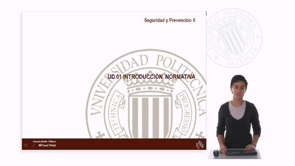 UD 01 Introducción. Normativa