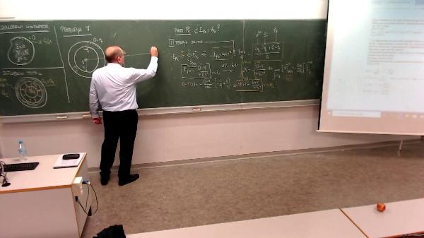 Física 1. Lección 6.Problema 7-2