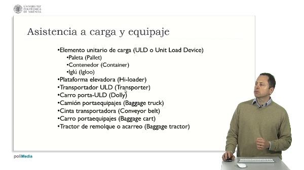 Tema 10: Handling Aeroportuario 5