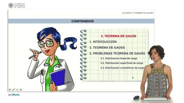 Teorema de Gauss. Introducción