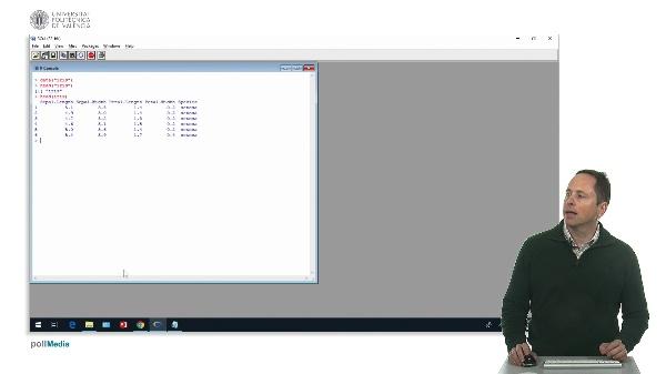 Caso de Aprendizaje Automático con R. 1 parte. Partición de datos en entrenamiento y prueba.