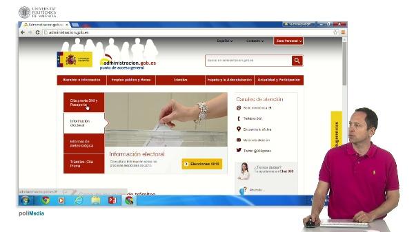 Portal administracion.gob.es