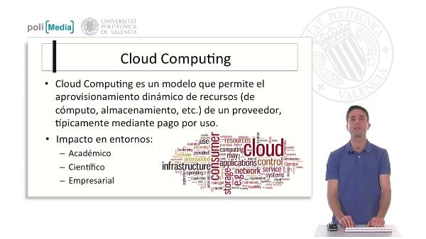 Curso Online de Cloud Computing con AWS. Presentación