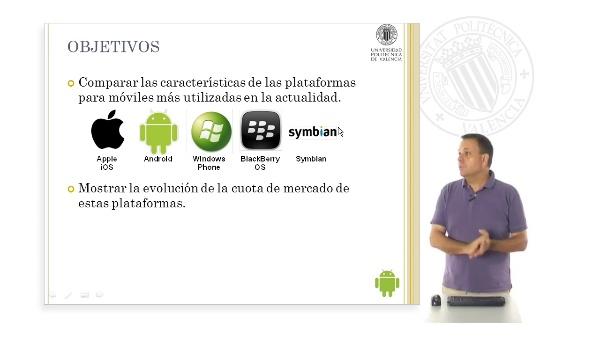 Las plataformas para móviles en 2013