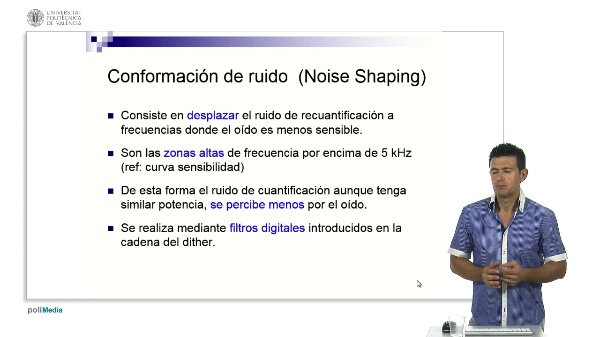 Noise Shaping