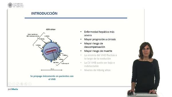 Hepatitis crónica delta
