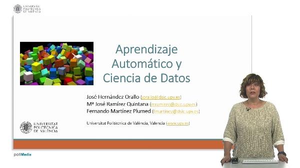 Presentación curso Aprendizaje Automático y Ciencia de Datos