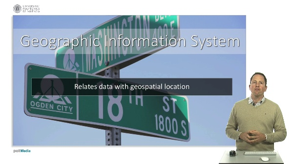 Office and Enterprise Systems. Geographical Information Systems (GIS)
