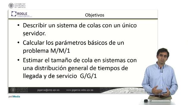 Sistemas MM1 y GG1