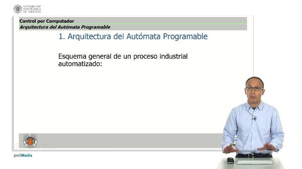 Arquitectura del Autómata Programable
