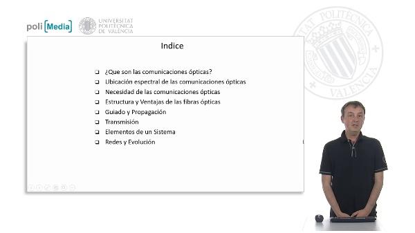 Introducción a las Comunicaciones Ópticas