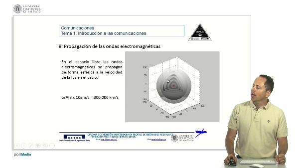 Comunicaciones RPAS. Propagación de ondas