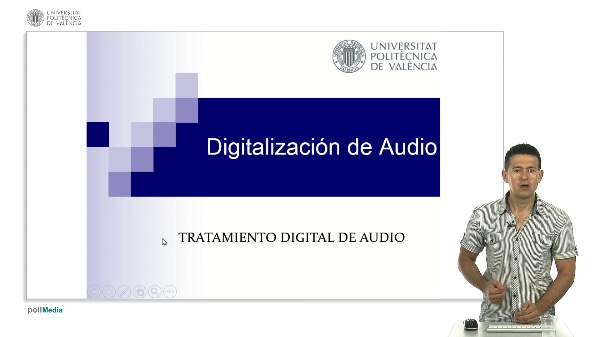 Digitalización de audio