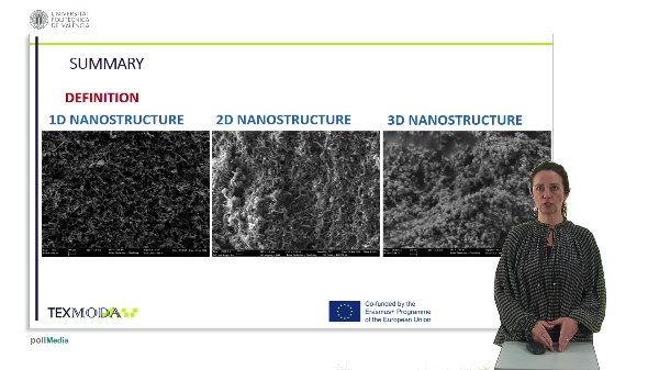 Advanced Technologies for Textile and Fashion Industry: nanostructures