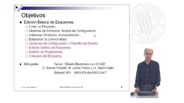 Prontuario de OrCAD Capture: Edición de Esquemas (I)