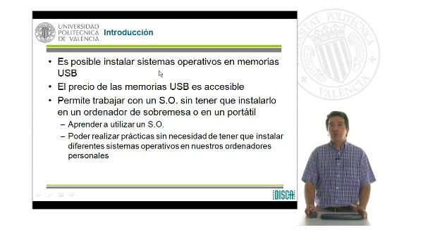 Preparativos para poder instalar distribuciones Debian en una memoria USB