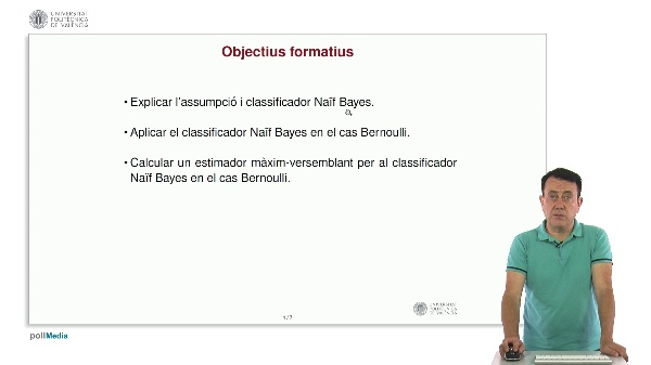 Classificadors Naïf Bayes