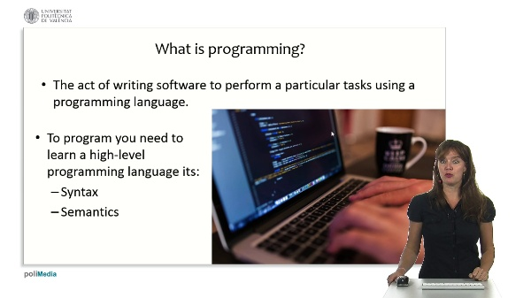 Programming Logic and Languages: Syntax and semantics
