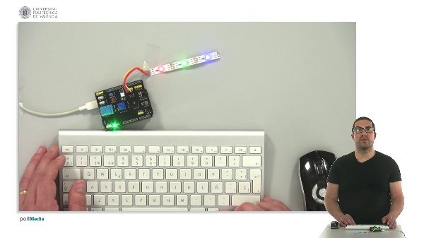 Programming Example: RGB LED strips brightness.
