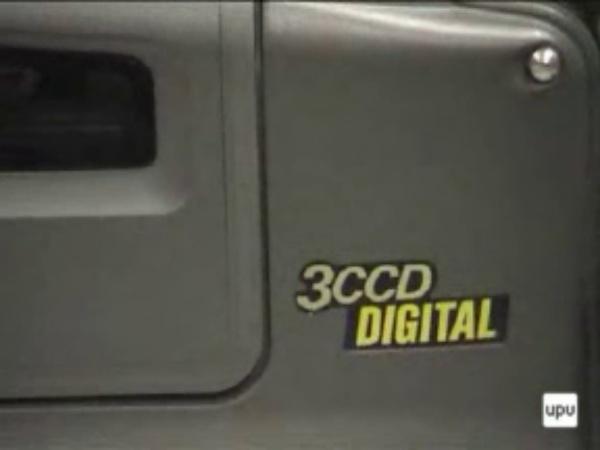 Manejo de la cámara de vídeo S-VHS