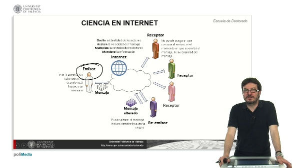 Divulgar ciencia en internet: herramientas
