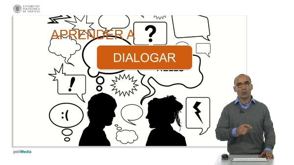 Enseñanza basada en la discusión. Estructura de las sesiones