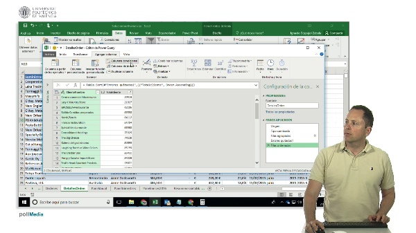 Excel. Power Query. Columna condicional