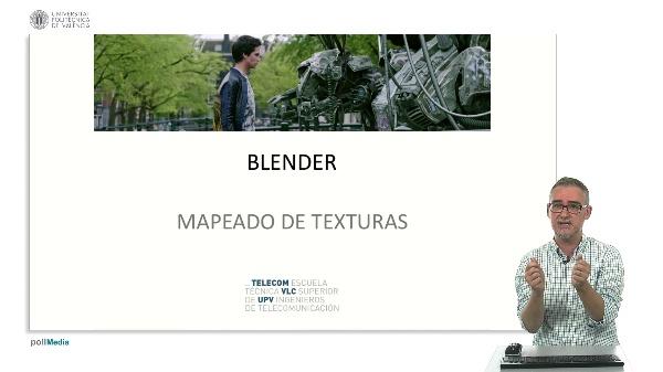 Blender: mapeado de texturas