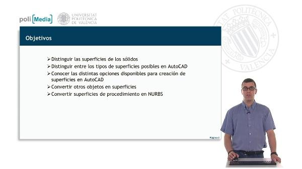 Introducción al modelado de superficies en AutoCAD