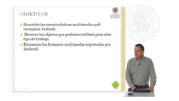 Multimediaen Android
