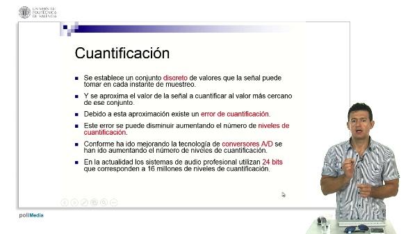 Cuantificacion