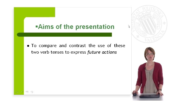 [POWERPOINT] Future: 'be going to' and 'will'