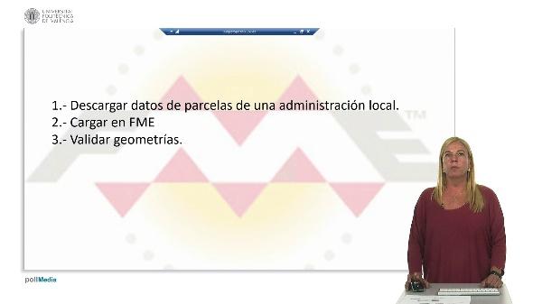 FME: Filtrar geometrías de un GML