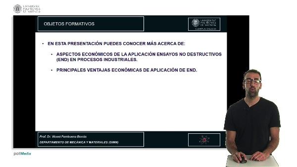 VENTAJAS ECONÓMICAS DE APLICACIÓN DE ENSAYOS NO DESTRUCTIVO (END) EN PROCESOS INDUSTRIALES