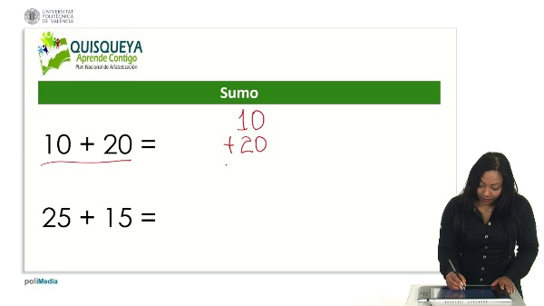 Quisqueya Aprende Contigo. Matemáticas. Unidad 2. Tema 4 (III)