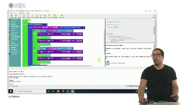 Ejemplo de programación: Buscar palabras