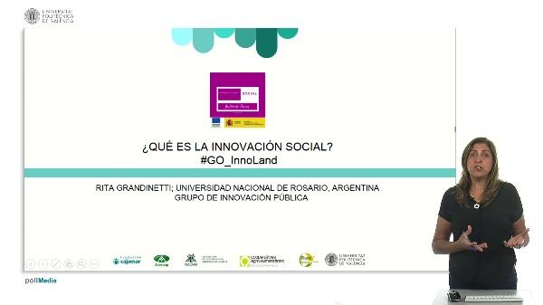 ¿Qué es la innovación social?