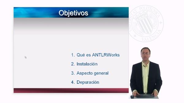 ANTRLWorks. Entorno de desarrollo para ANTRL