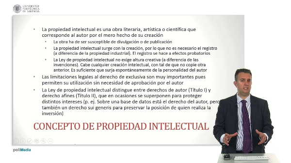 Tema 6. La propiedad intelectual