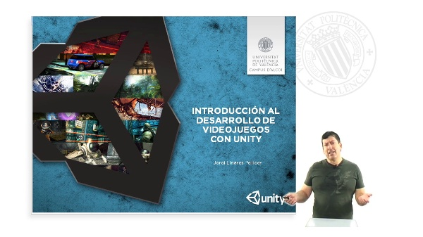 INTRODUCCION AL MOOC EN DESARROLLO DE VIDEOJUEGOS CON UNITY