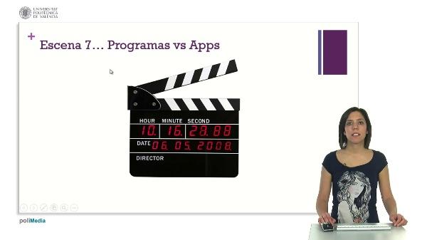 Programas vs Aplicaciones