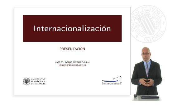 Módulo de Internacionalización