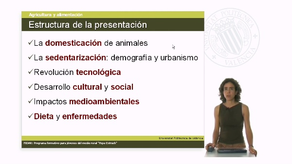 Unidad 1.4. Breve estudio de las primeras comunidades agrícolas. Técnicas de cultivo.