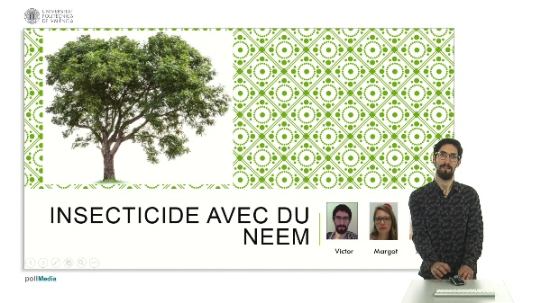 Insecticide avec du Neem (Projet Burkina Faso).