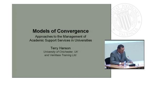 Ponencia 1. Modelos de Convergencia en Europa - Terry hanson.