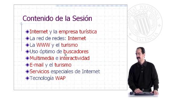 Turismo e Internet - II